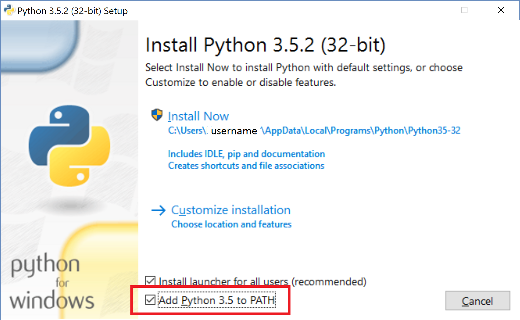 download python 64 bit 3.5.2
